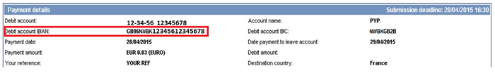 Confirm Payment